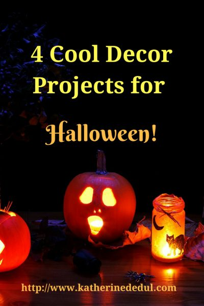 Halloween is a lovely holiday and it's easy to overspend. Click here for some super great ideas that you can DIY and save yourself some cash!