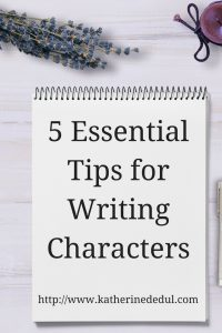 Writing characters for a story can be super stressful! Click here to for tips to remove the stress!