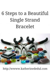 Bracelets are fun and simple to make. Click here to find out just how easy they are!