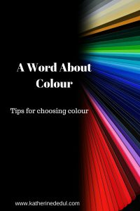 Getting caught up on colour choices sucks, it's like writer's block. Click here for tips to break the dreaded colour block!