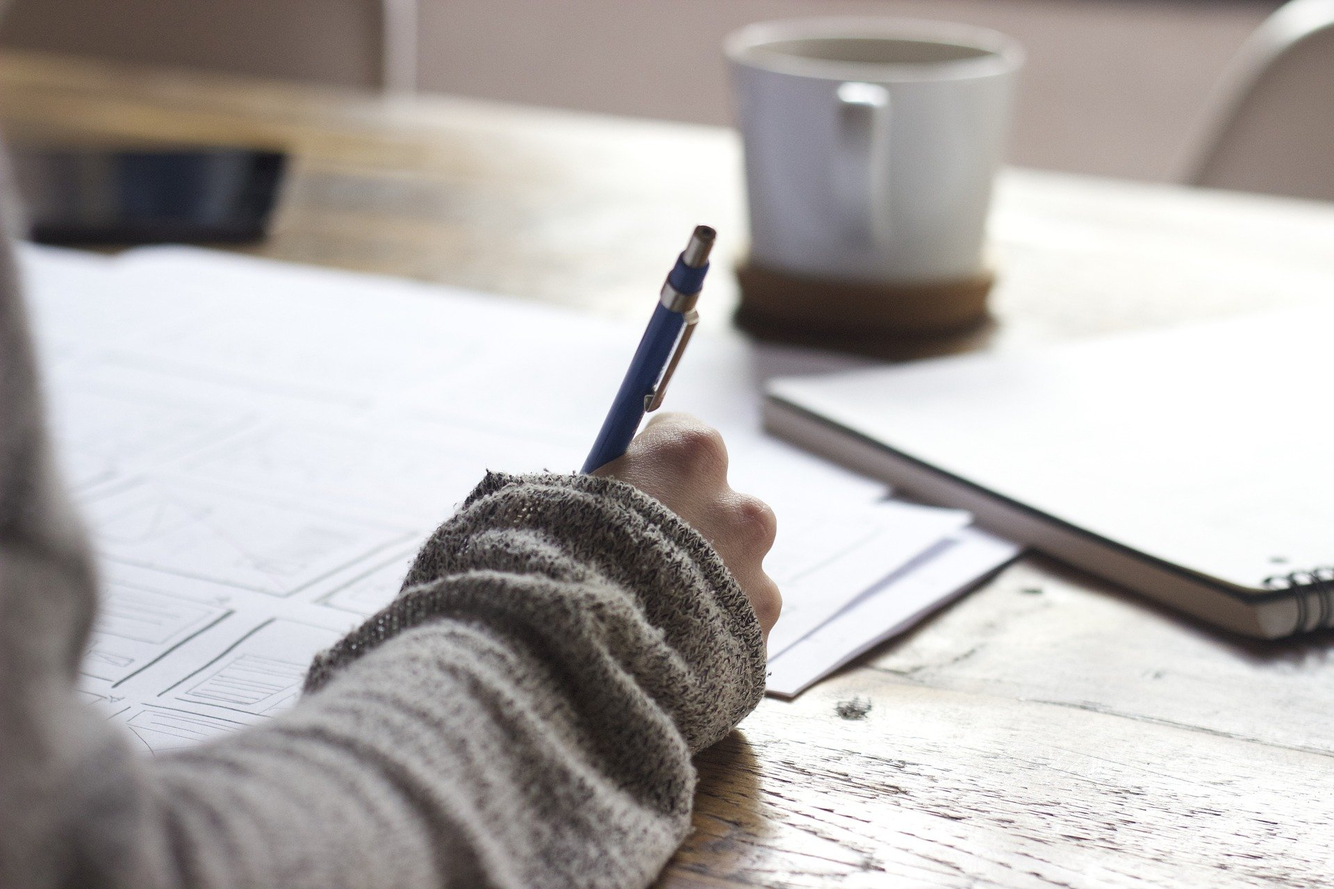 5 Essential Tips For Character Writing