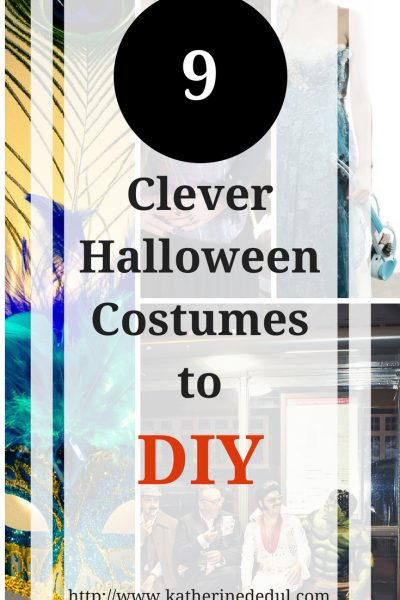 Halloween can be expensive, check out my favorite costumes to build on a budget!