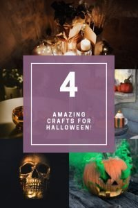 Stuck on what to craft for the spookiest holiday of the year? Read on!