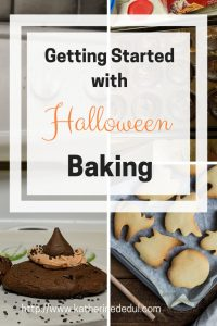 As September draws to a close, our minds turn to Halloween! Check out my favorite tips to bake up some spooky treats!