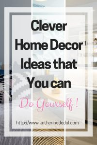 Decorating a home can be expensive, check out my tips that are friendly to most budgets
