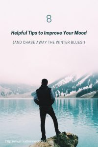 The winter blues can be depressing, check out my tips to chase them away!