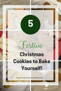 Nothing says Christmas like homemade cookies, check out my favorites here!