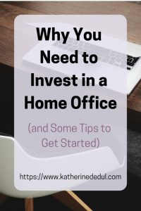 Working from home can be rewarding, check out my tips to ease frustration and set up your home office properly!