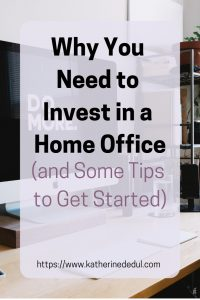 Working from home can be rewarding, check out my tips to ease frustration and set your home office properly!