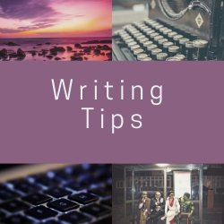 Check out my writing tips posts!