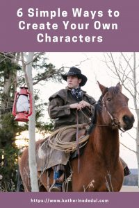 Characters are essential to the story, check out my tips to build your own.