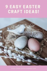 Easter craft ideas just in time for Easter!