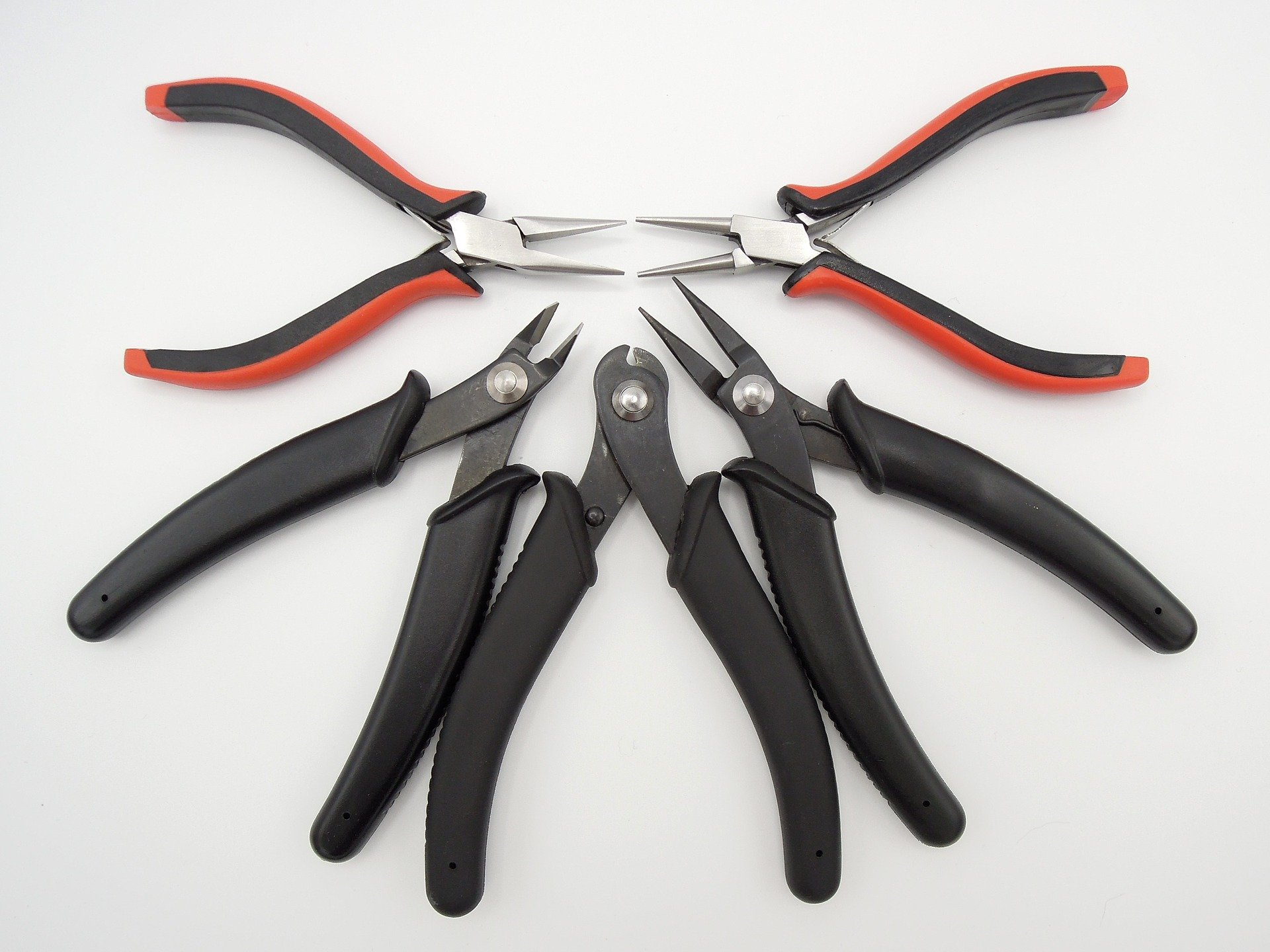 3 Jewelry Making Pliers You Need to Get Started (Plus 2 You May Wish to Consider)