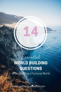 Building a fictional world? Check out these questions to ask for richer story creation!