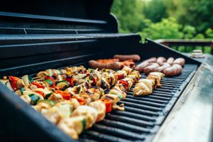 Barbecue parties are a wonderful way to kick off summer!