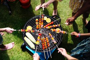 If you're throwing a barbecue party you are going to need some food!