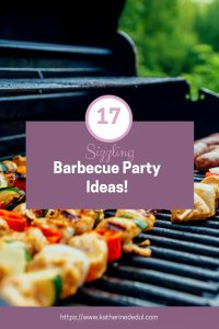 Planning a barbecue can be tricky, check out some inspiration today!