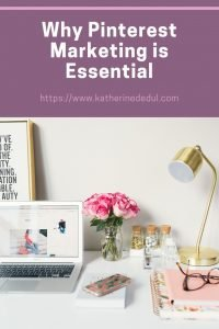Pinterest marketing is essential to grow any blog!