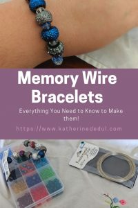 memory wire bracelets pinterest image