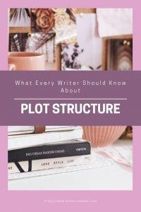 plot structure pinterest image