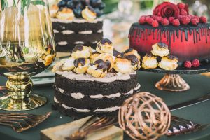 Halloween treats don't necessarily have to include cake!