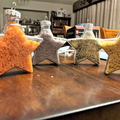If you have someone who likes some spice in their life, look no further than making them some gourmet salts!