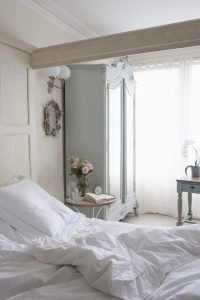 Your bedroom is your sanctuary! Don't let clutter take control!