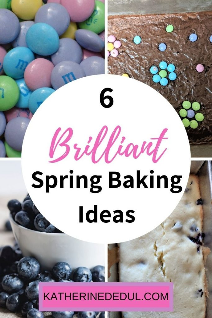 pin image for spring baking ideas