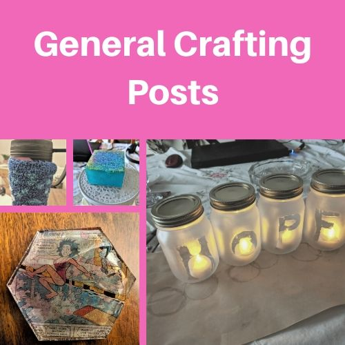 general crafting posts button