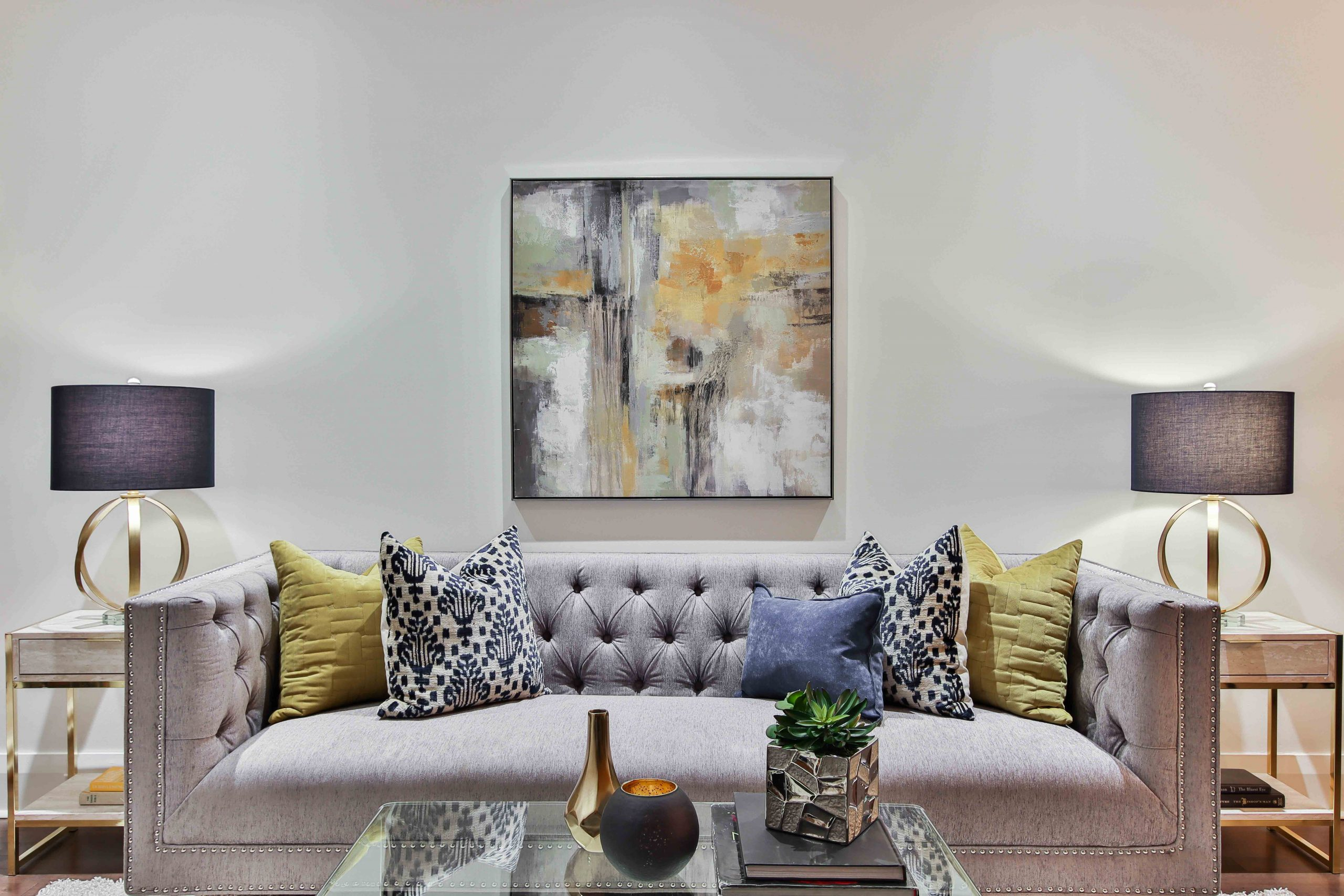 11 Beautiful Ways To Freshen Up Your Living Room