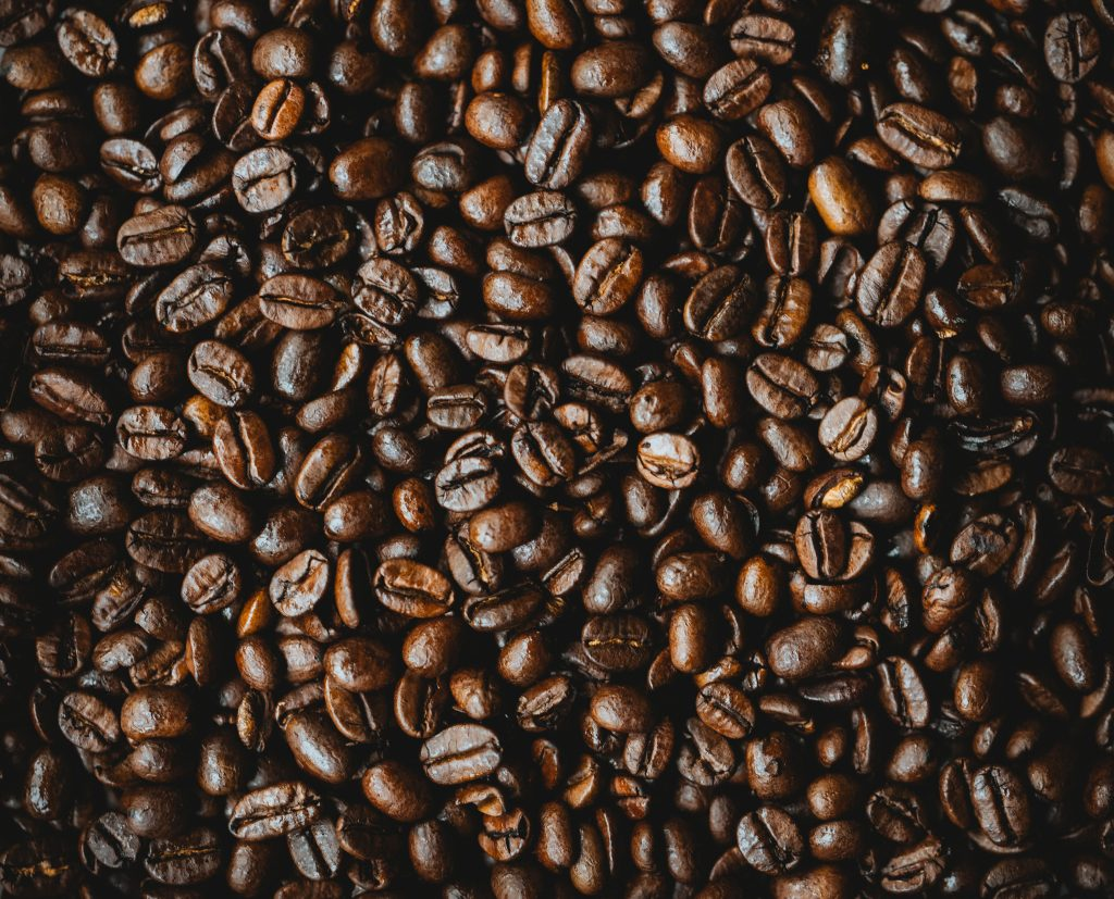 Coffee beans are not just for brewing coffee, they can make a delightful snack too!