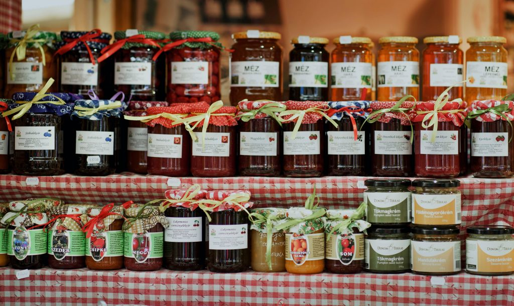 There is nothing quite like homemade jam and your foodie friend will appreciate the thought of such a gift!