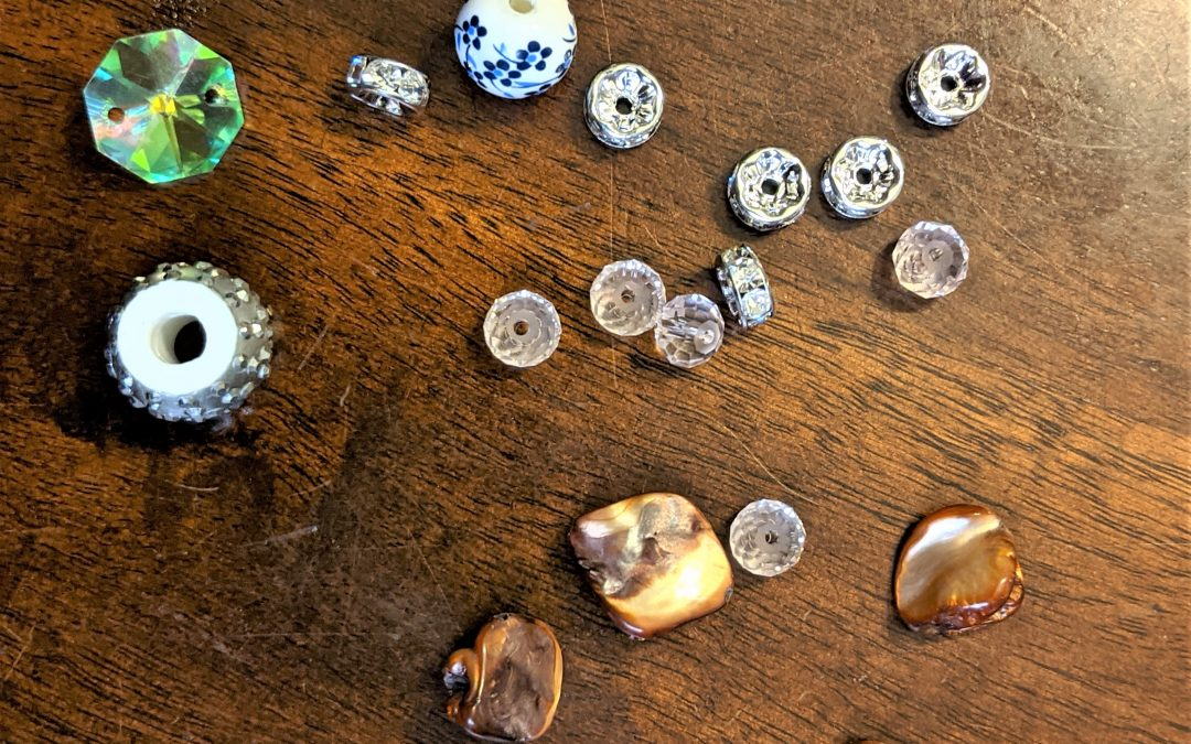 There are oodles of different types of beads that you can use!